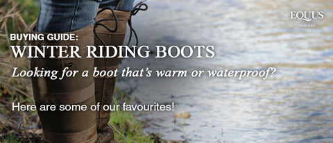 Our Best Winter Riding Boots Buying Guide