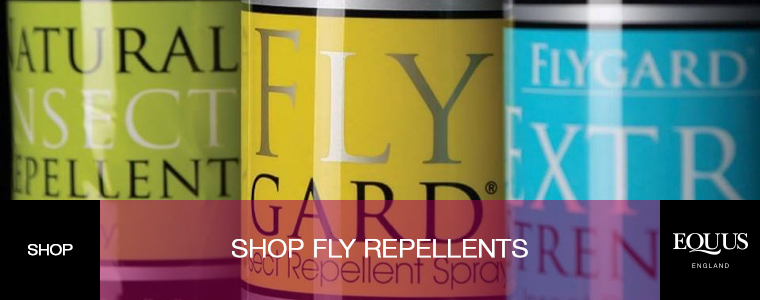 Shop fly repellents