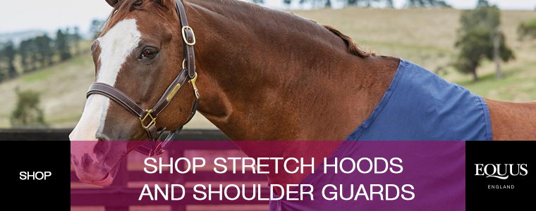 Shop Stretch Hoods and Shoulder Guards