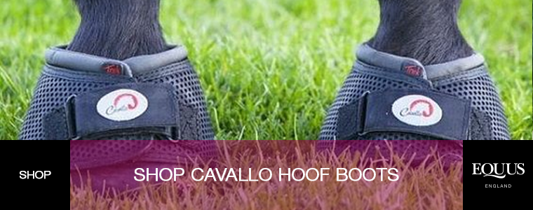 Shop Cavallo hoof Boots