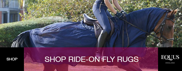 Shop Ride-On Fly Rugs