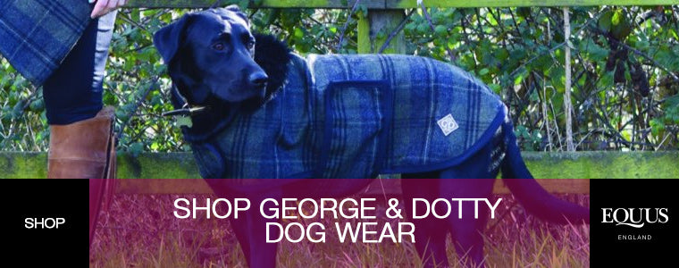 Shop George and Dotty Dog Wear