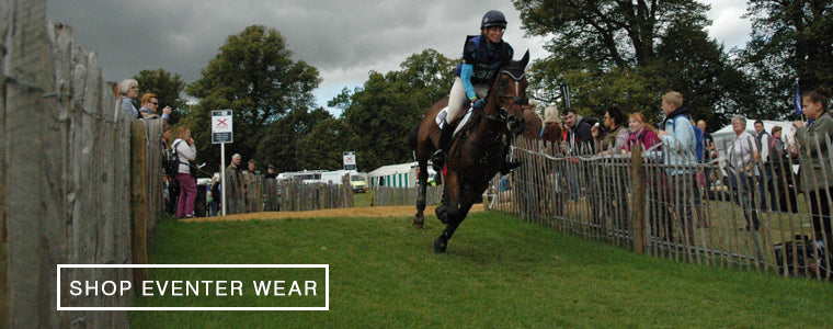 Buy clothing for eventing