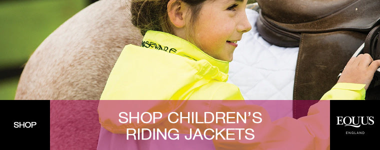 Shop Children's Riding Jackets