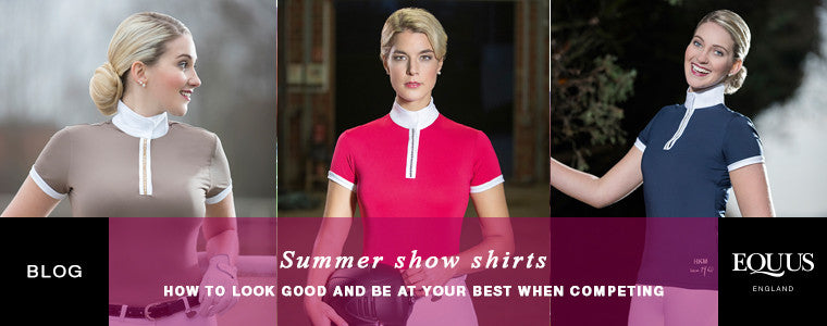 ae0c33f46e2c Four of the best summer show shirts to keep you cool