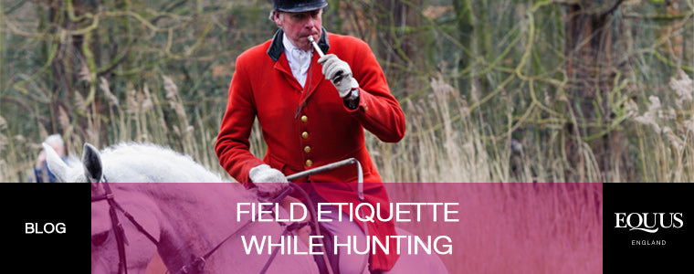 Field Etiquette While Hunting