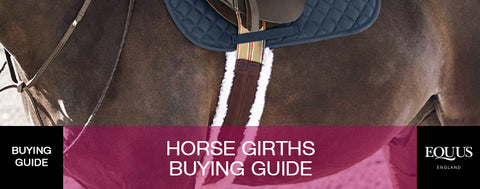 Horse Girths Buying Guide