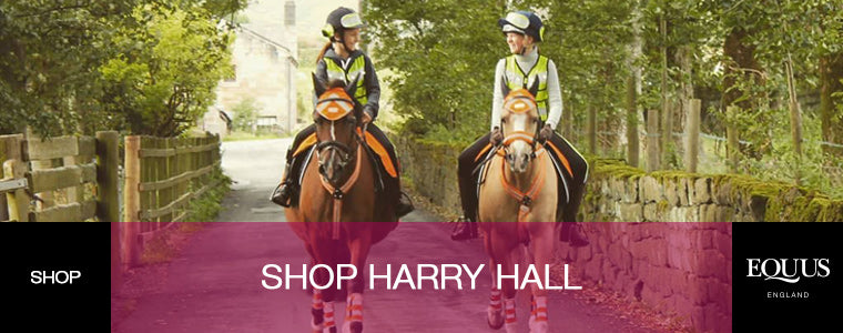 Shop Harry Hall Clothing and Horsewear
