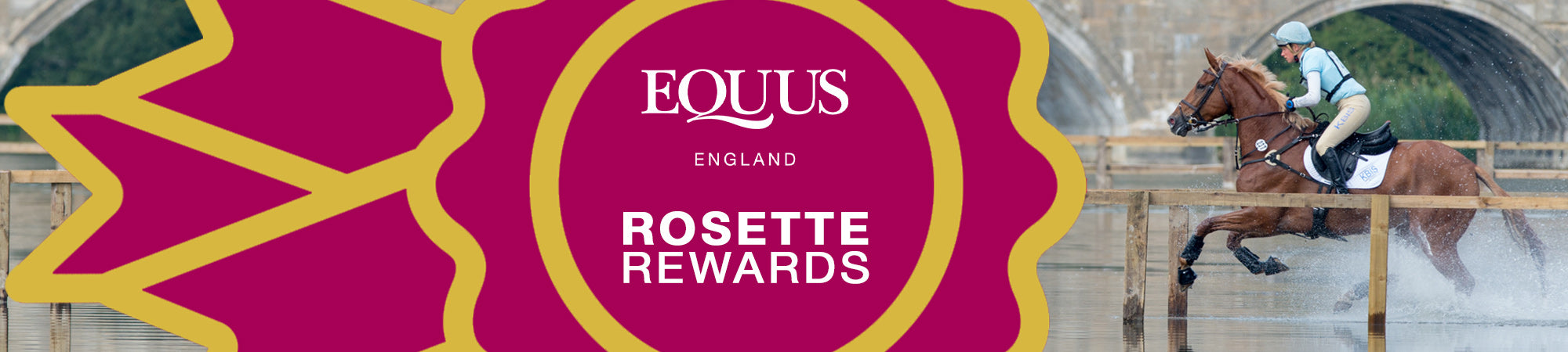 EQUUS VIP Rosette Rewards Programme