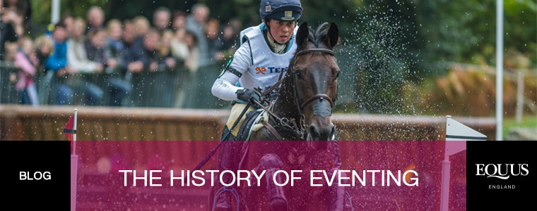 the history of eventing