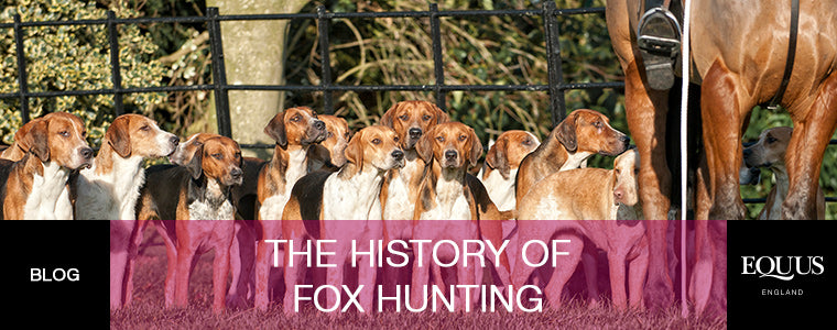 History of Fox Hunting