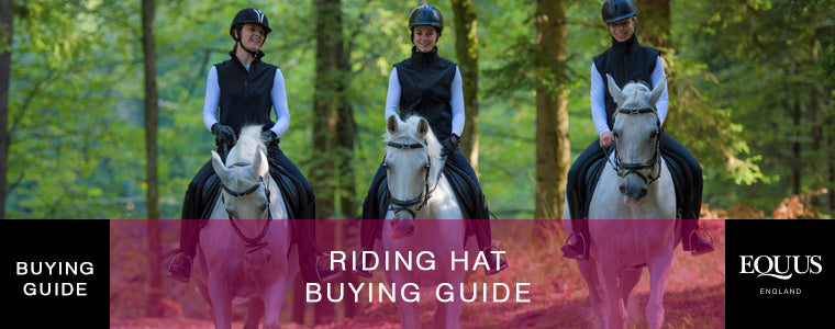 Horse riding hat buying guide