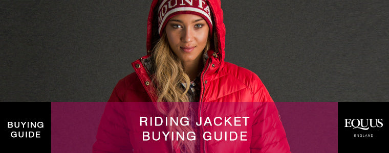 Horse riding jacket buying guide