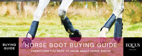 Horse boots buying guide