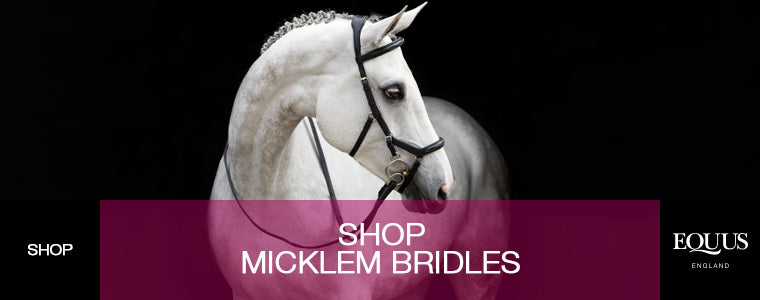 Shop Horseware Rambo Micklem Bridles