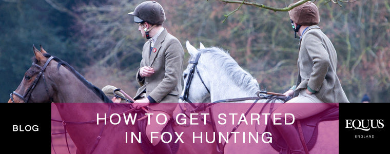 How To Get Started In Fox Hunting