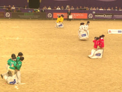 hoys 2014 double harness scurry finish line