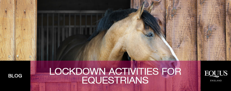 Lockdown for Equestrians