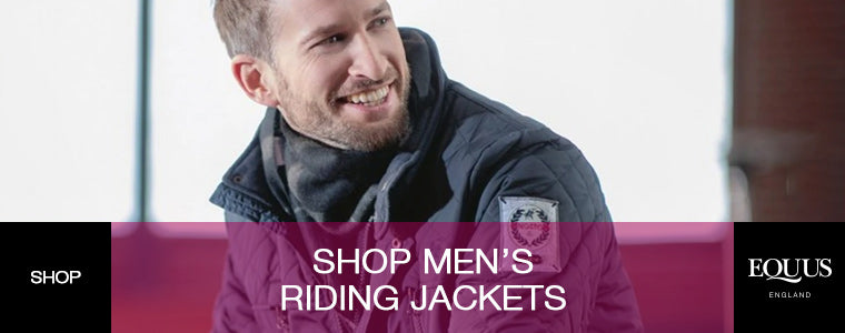 Shop Men's Riding Jackets