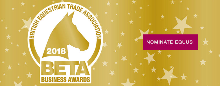 Nominate Equus for SEIB Equestrian Retailer of the Year Award 2018