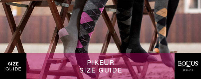 Pikeur Size Guide Header