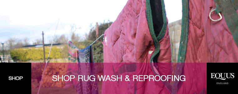 Shop Rub Washing and Reproofing