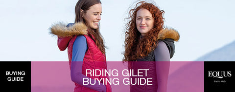 Horse Riding Gilets Buying Guide