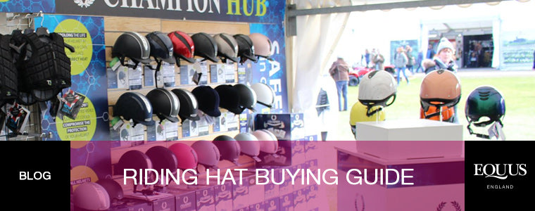 riding hat buying guide
