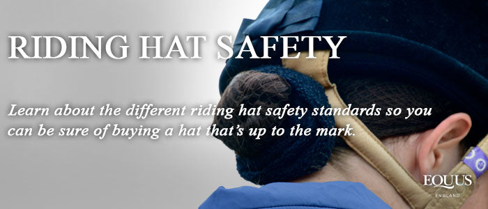 Riding hat safety standards