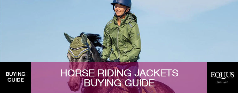 Horse Riding Jackets Buying Guide