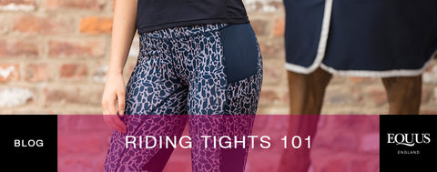 Riding tights 101