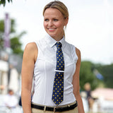 Shires Tie Sleeveless Show Shirt