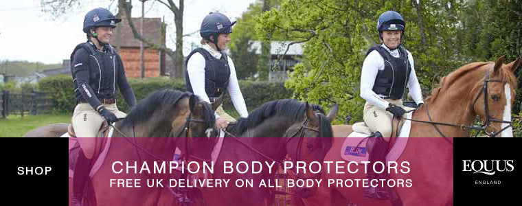 Shop Champion Body Protectors Online