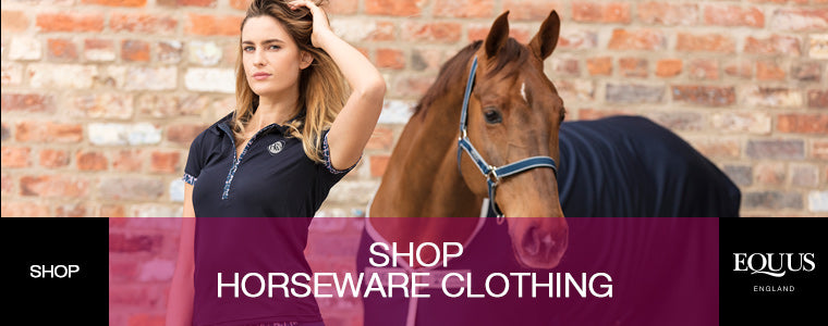 Shop Horseware Clothing