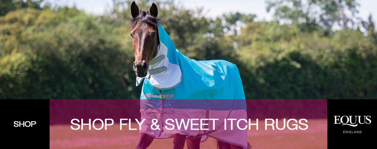 Shop Fly and Sweet Itch Rugs