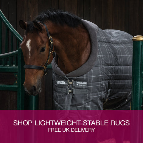 Shop Lightweight Stable Rugs
