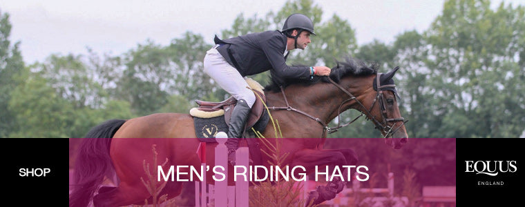 shop mens riding hats