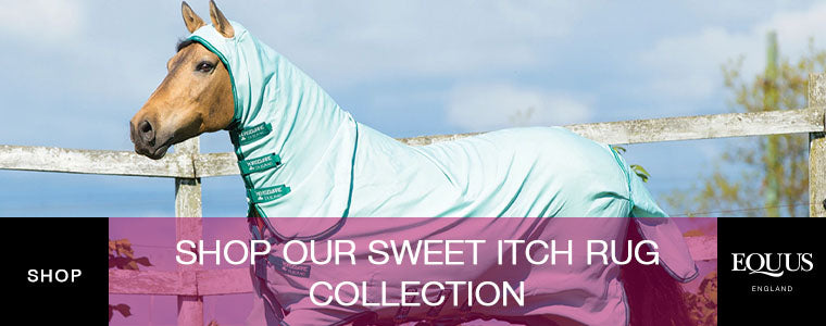 Shop Our Sweet Itch Collection