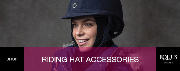 shop riding hat accessories