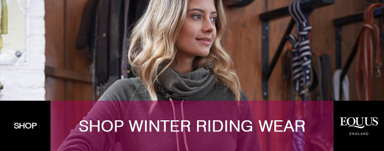winter riding wear