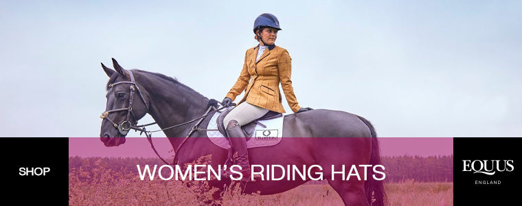shop womens riding hats
