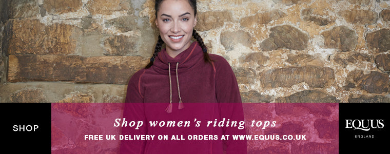 Shop women's riding tops and base layers