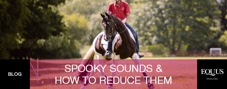 Spooky Sounds & How to Reduce Them