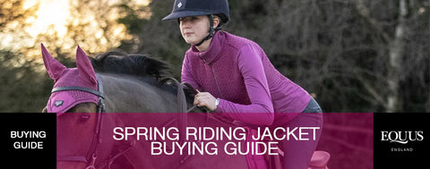 Spring Riding Jackets Buying Guide