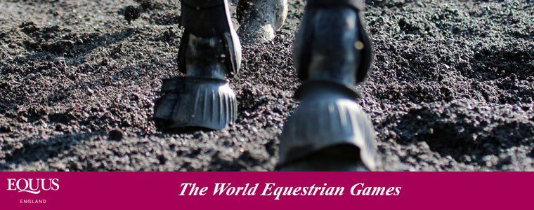 the world equestrian games