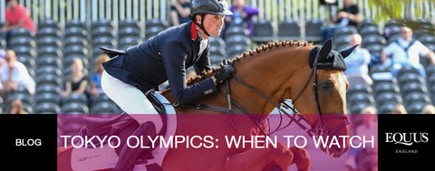 Tokyo Olympics Equestrian Schedule: When to watch