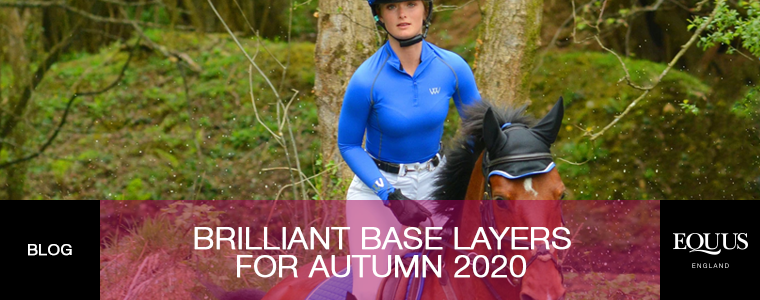 Brilliant Base Layers for autumn 2020