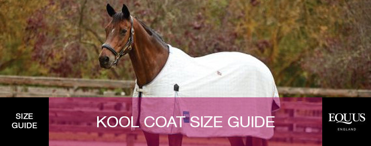 Kool Coat Size Guide