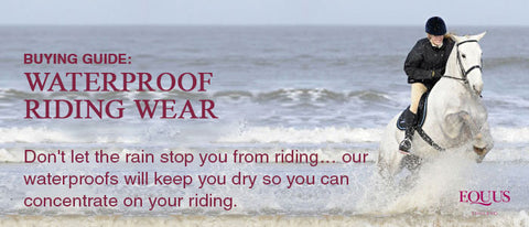 Waterproof Riding Wear Buying Guide
