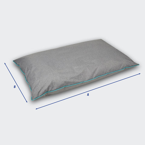 Weatherbeeta Waterproof Pillow Dog Bed Size Guide Image